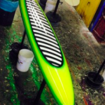 NCP heating up the Prone paddleboard molds and continues killer customs tradition