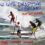 New WPA Surf Drafting Rules